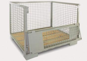 EUROPOOL Standard / Gitterbox Standard 1500 kg / 1240 x 835
