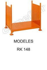 Rack 1400Kg / Petits cotés tôlés