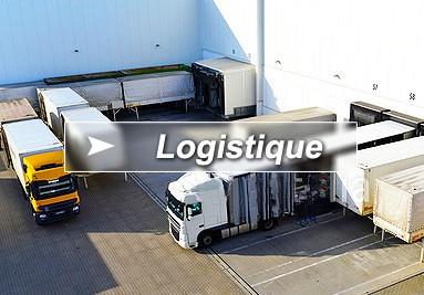 Conteneurs pour la logistique